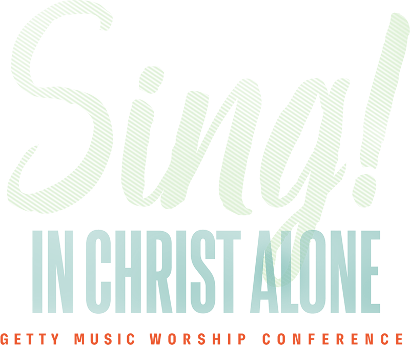 In Christ Along Sing! Global Conference logo